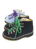 CEBO(セボ) NEW MOUNTAIN BOOTS NAVY/SAXE SUEDE 【Lady's】