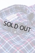 "【SALE 30%OFF】SOUTIENCOL(スティアンコル) IVY LEAGUE リネンチェック B/D Shirts ""ALBINI"""