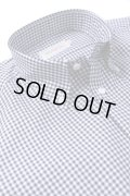 SOUTIENCOL(スティアンコル) Sanfrancisco オックスフォードギンガムチェック B/D Shirts【Men's】
