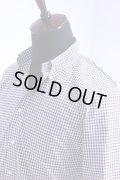 SOUTIENCOL(スティアンコル) Sanfrancisco 2014 THOMAS MASON ギンガムチェック B/D Shirts Choco【Men's】