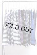 Orcival(オーシバル)cotton lourd #B211 定番バスクシャツ Stripe/solid 13color 2016'A&W 【UNISEX】