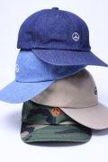 Coochucamp(クーチューウキャンプ)Happy Peace Cap【UNISEX】