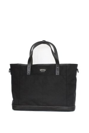 画像1: WONDER BAGGAGE (ワンダーバゲージ)GOODMANS DAILY 2WAY TOTE 2color【BAG】