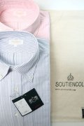 SOUTIENCOL(スティアンコル)IVY LEAGUE  Supima OXFORD ストライプ B/D Shirts【Men's】