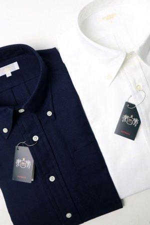 画像1: SOUTIENCOL(スティアンコル) IVY LEAGUE  Supima OXFORD  B/D Shirts 2021'A/W【Men's】